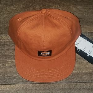 Dickies x Urban Outfitters Snapback (Orange)